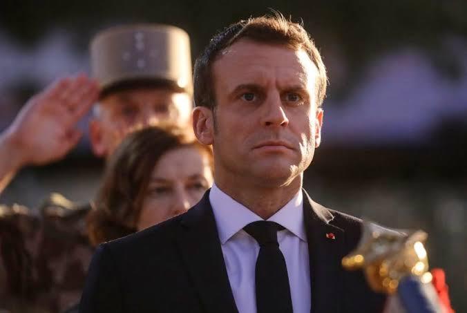 Ada Syafaat Rasulullah Untuk Macron