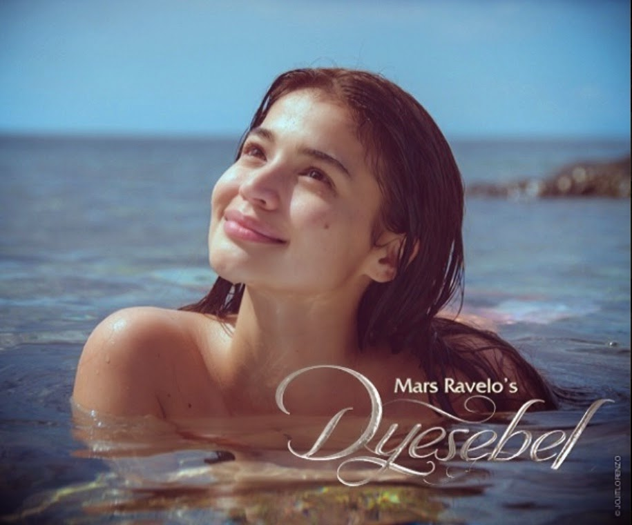 Anne Curtis is ABS-CBN's Dyesebel