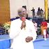 (PHOTOSPEAK) See How Apostle Suleman Prayed For Edo APC Governorship Candidate, Ize-Iyamu