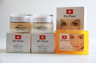 Dr Pure Whitening Cream