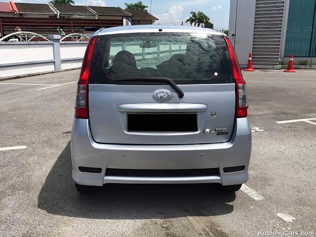 Perodua Viva Elite