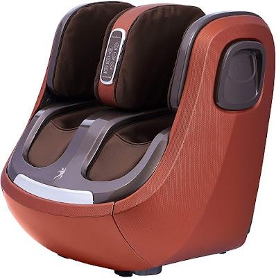 Health Sense LM 400 Foot and Leg Massager Machine