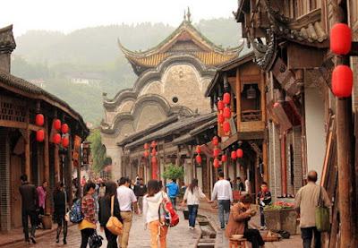 اهم الاماكن السياحية في الصين