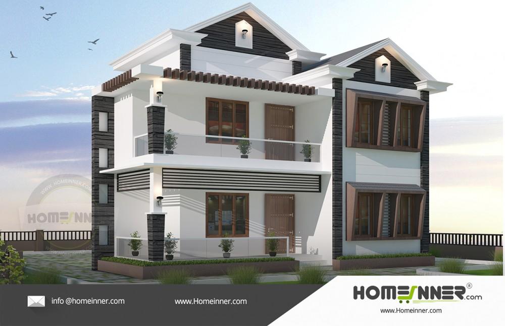 Best house plans Kerala