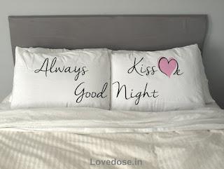 Good night bed Image