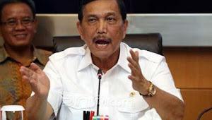 Gubernur Bali Minta Mulut Menko Luhut Diam