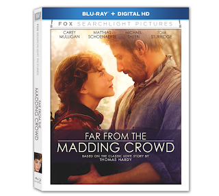 Far From the Madding Crowd Blu-ray Giveaway