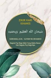 ZIKIR HARI KHAMIS