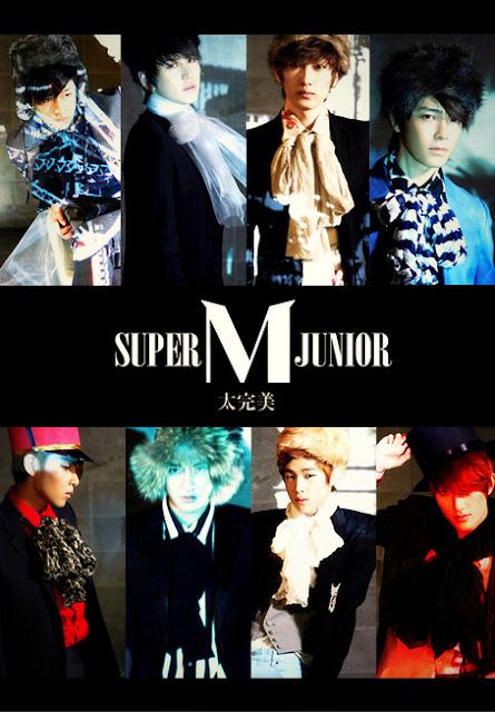 Malaysia SuperJunior M Concert