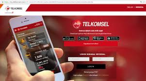 My Telkomsel Web