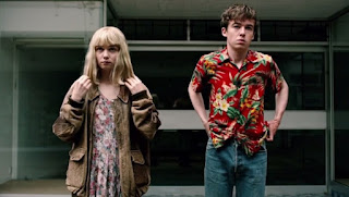 Crítica de The end of the f***ing world