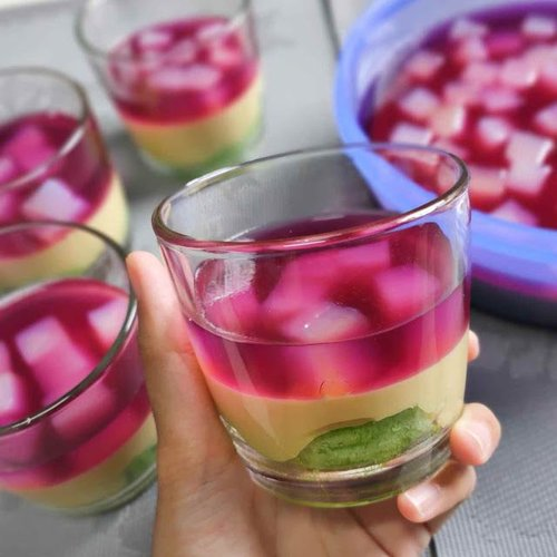 Resepi Puding Trifle Sedap