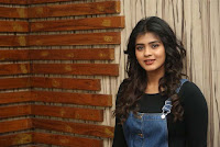Hebah Patel New Stills at Nanna Nenu Naa Boyfriends Interview