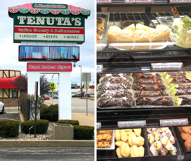 Tenuta's Deli Offers An Authentic Italian Food Exploration in Kenosha, Wisconsin