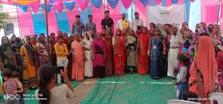 अंतरराष्ट्रीय महिला दिवस पर मातृशक्ति को सम्मानित किया