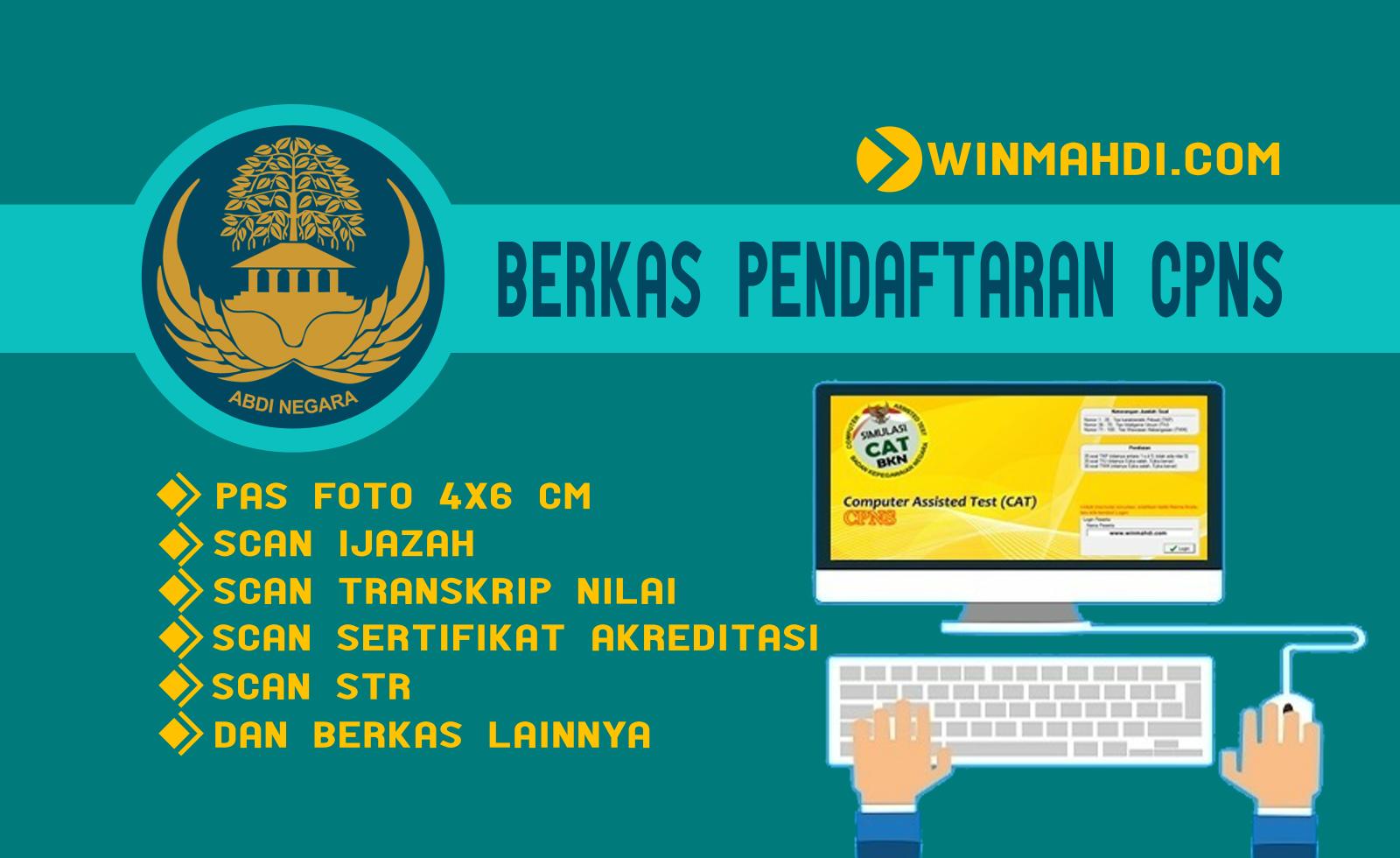 Berkas Pendaftaran CPNS