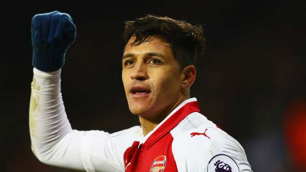 Manchester United sign Alexis Sanchez as Mkhitaryan joins Arsenal