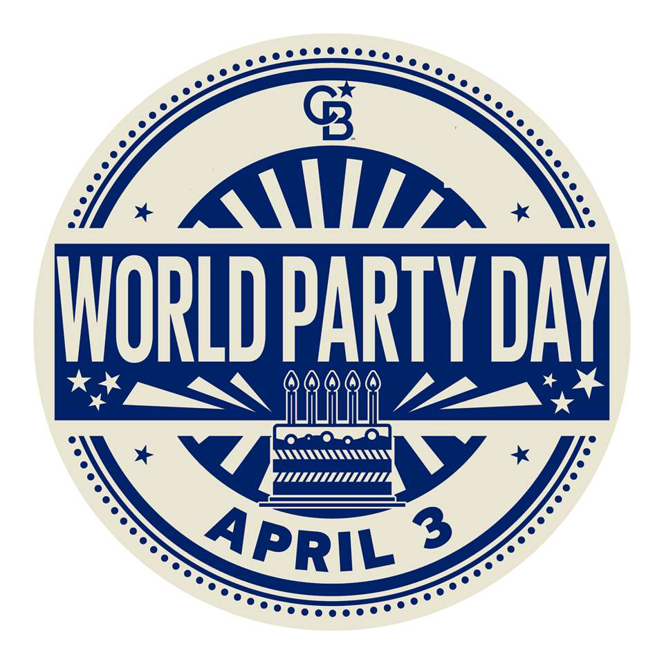 World Party Day Wishes Awesome Picture