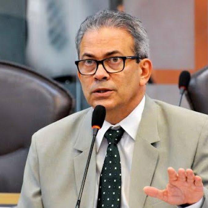 Assessoria de Hermano Morais confirma que deputado foi novamente diagnosticado com Covid-19 e se encontra hospitalizado