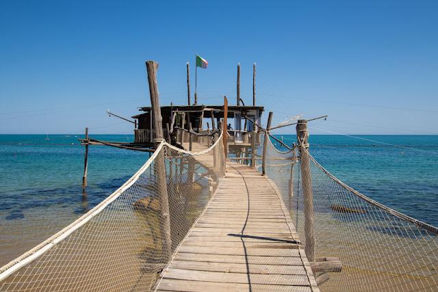 Trabocco Punta Rocciosa-Fossacesia