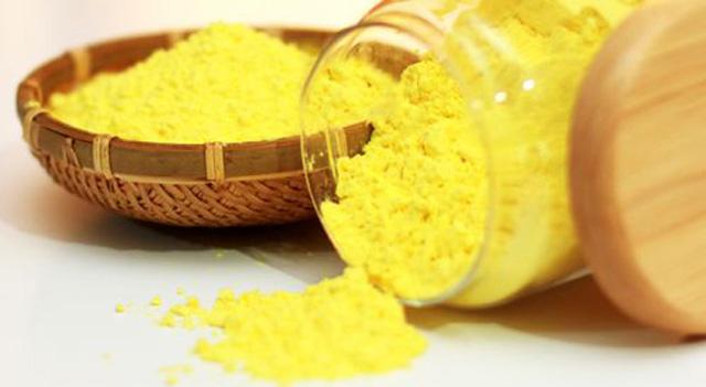 Tinh bột nghệ vàng có tác dụng gì đối với sức khỏe