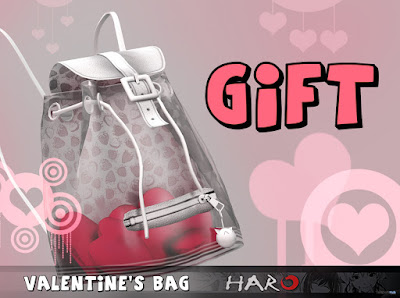 Valentine Bag Group Gift by HARO