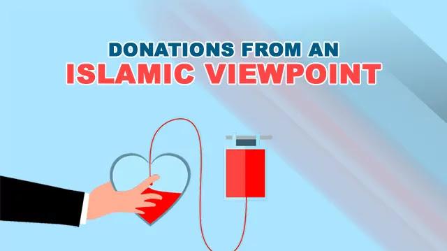 Donation According to Islam