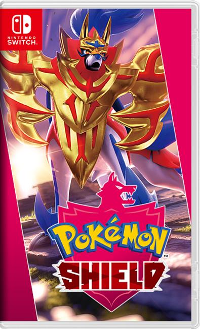 Pokémon Shield NSP/XCI Switch