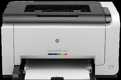 Descargar Driver HP LaserJet Pro CP1025nw