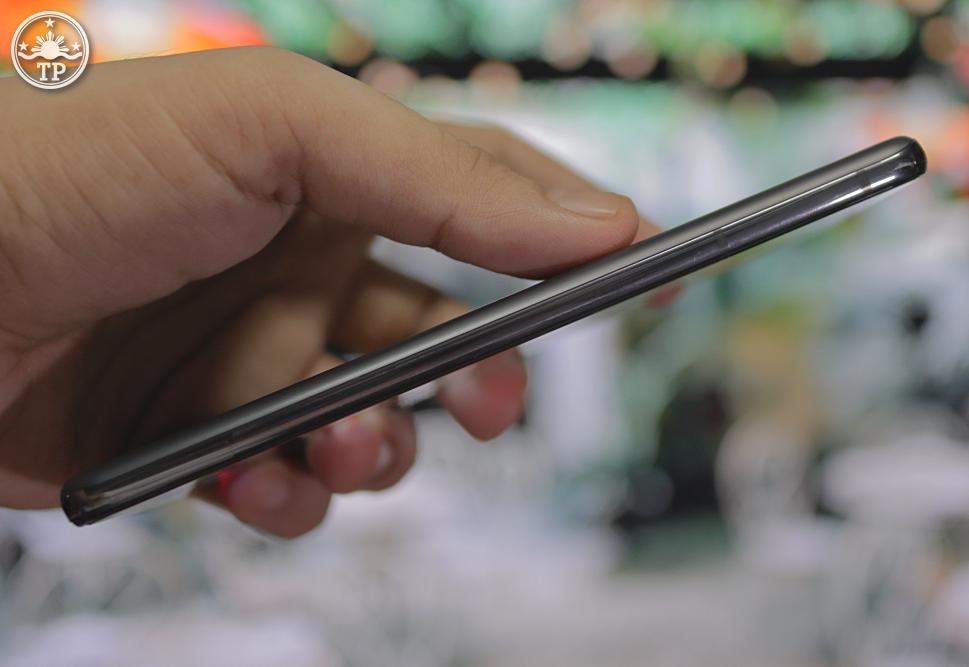 Samsung Galaxy S21 5G Side Profile