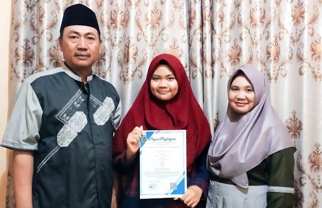 Siswa MAN 1 Lampung Timur Sabet Medali Perunggu Hardiknas Se-Indonesia