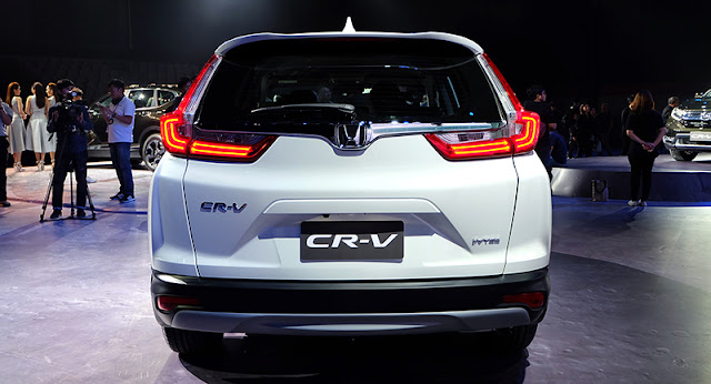 Honda CR-V 7-Seater 2017