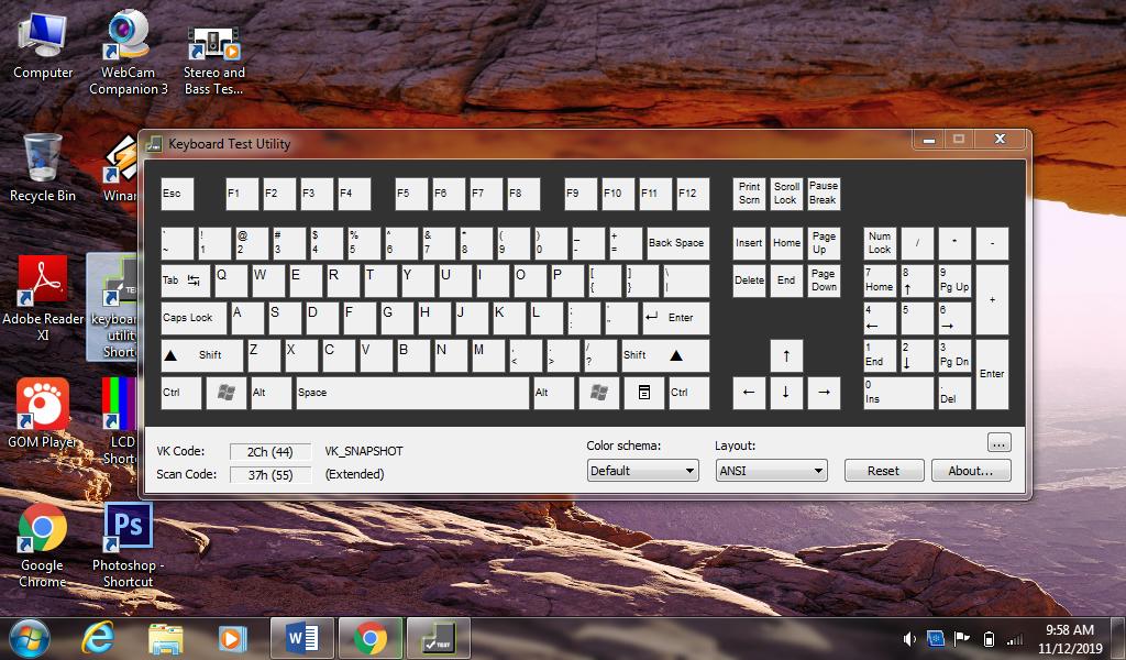Cara Cek Kondisi Keyboard dengan Aplikasi Keyboard Tes ...