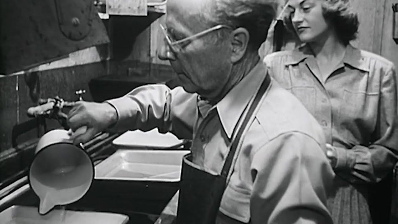 How Edward Weston Processed His Photos