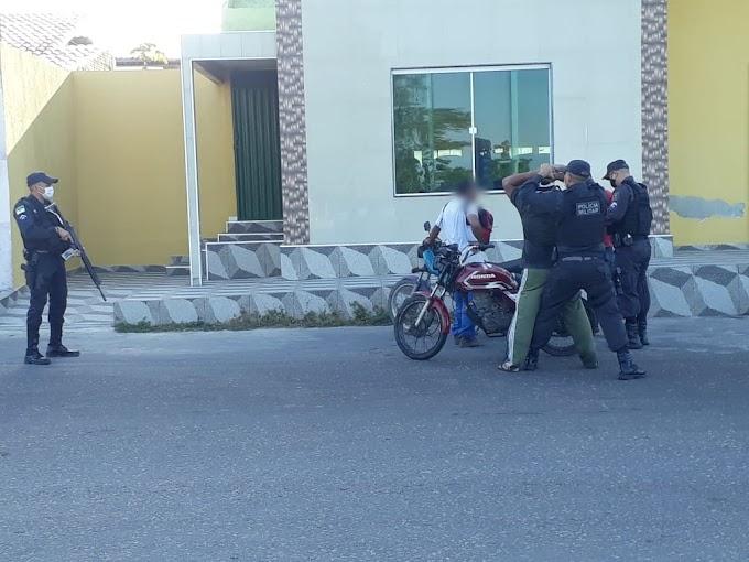 Policia Militar inicia a Operação Réveillon com barreiras e abordagens em Grossos