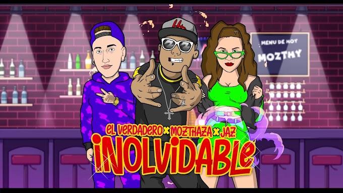 MOZTHAZA, EL VERDADERO, JAZ - INOLVIDABLE (Versión Cumbia)