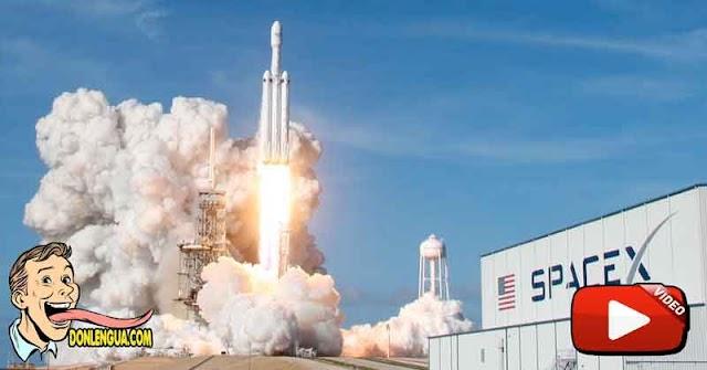 SpaceX envió 143 satélites en un solo lanzamiento al espacio