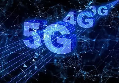 5G - Fifth Generation Mobile Network Technology
