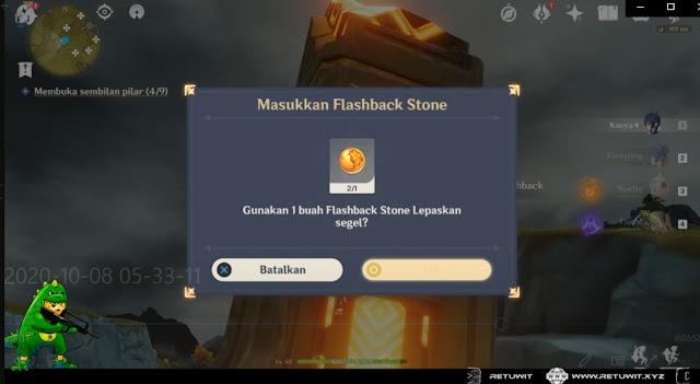 flashback stone