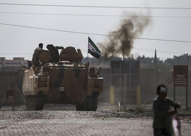 Η συριακή κυβέρνηση καλεί τις κουρδικές δυνάμεις να ενταχθούν στον στρατό