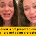 American nurse breaks down in tears as she describes how bad COVID-19 situation is in the US