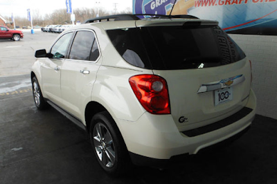 Pick of the Week - Certified Pre-Owned 2015 Chevrolet Equinox LT