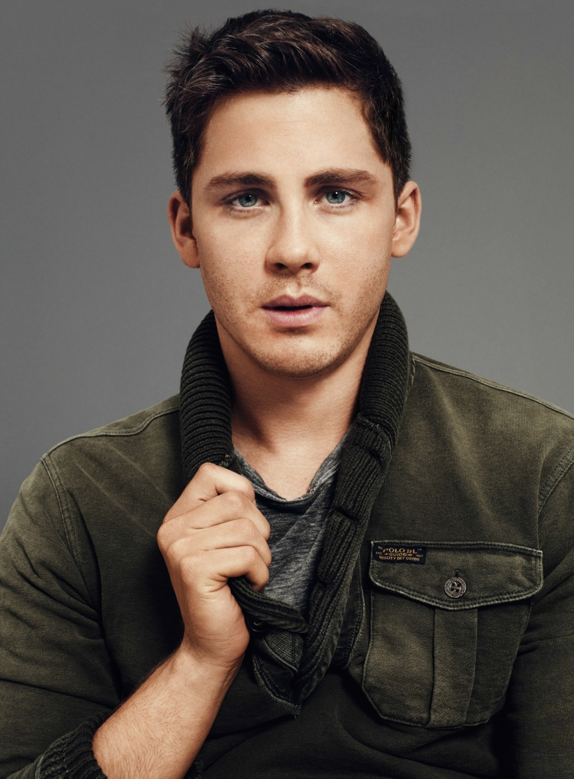Logan Lerman Freundin 2019