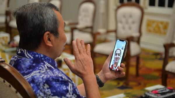 Gubernur Riau Siapkan Bonus untuk Leani Peraih Emas Paralimpiade 2020