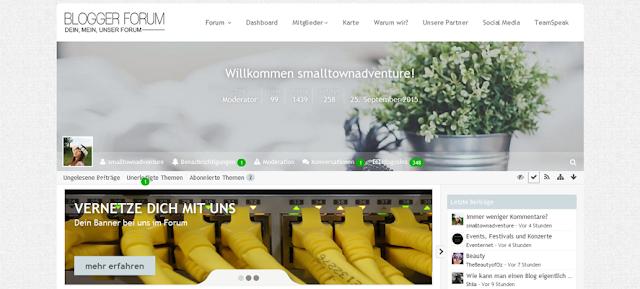 http://www.meinbloggerforum.de/