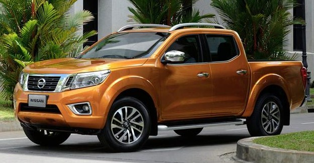 2017 Nissan Navara Redesign Interior Exterior And Release Date ...