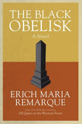 The Black Obelisk by Erich Maria Remarque - book cover