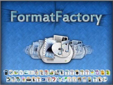 Download FormatFactory 4.0 Portable Software