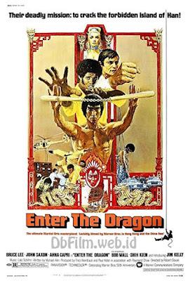 Sinopsis film Enter the Dragon (1973)