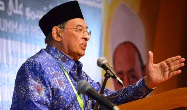 Quraish Shihab: Persoalan Politik Jangan Bicarakan di Masjid